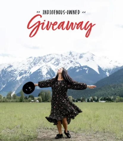 Indigenous Peoples Day Indigenous Owned Giveaway