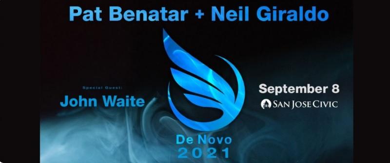 Pat Benatar And Neil Giraldo Contest