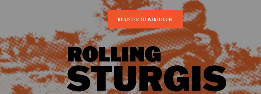Rolling Sturgis Sturgis Trip Giveaway Contest