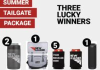 Summer Tailgate Package Giveaway