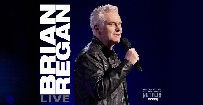 WRFX Brian Regan 2022 Sweepstakes
