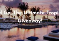 Wellness Creations The Ultimate Tropical Getaway Giveaway