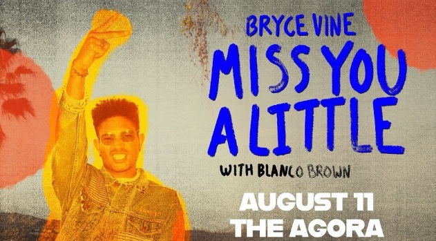 Bryce Vine In Concert At The Agora Sweepstakes