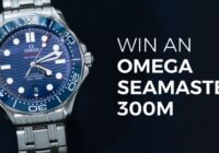 Crown And Caliber OMEGA Seamaster Giveaway