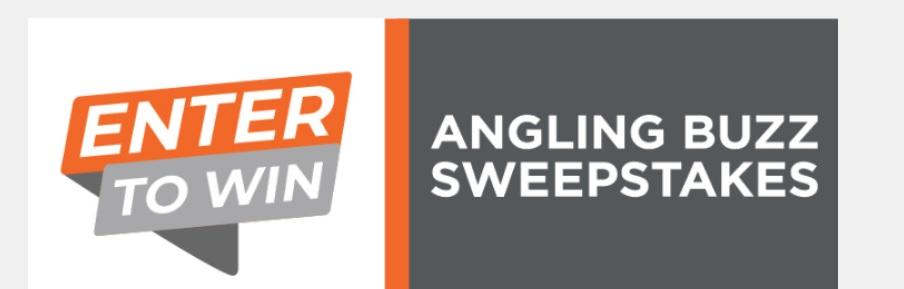 Fleet Farm AnglingBuzz Sweepstakes