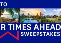 Michelob Ultra The Cheers To Better Times Ahead Sweepstakes