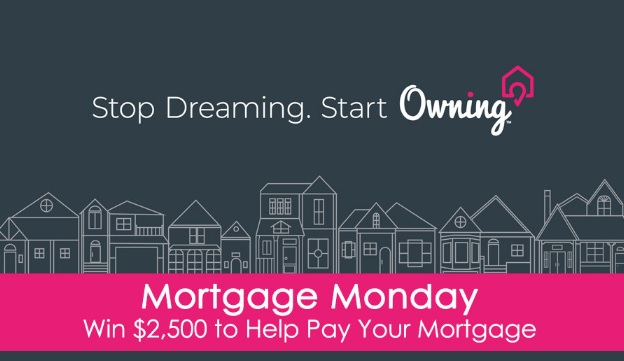 Mortgage Monday With Owning Sweepstakes