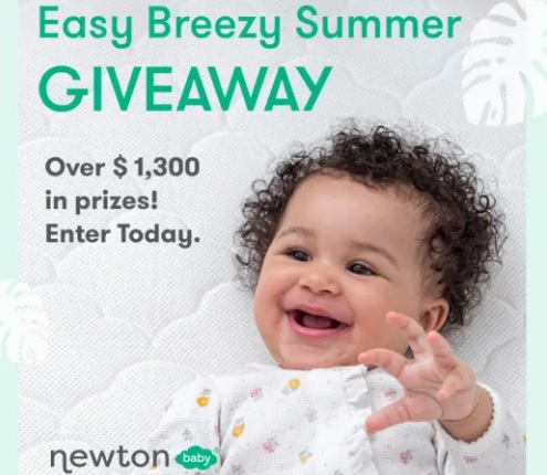 Newton Baby Easy Breezy Summer Giveaway