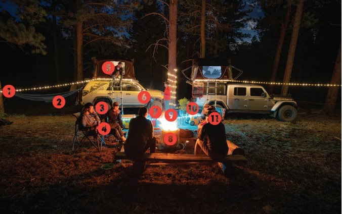 ROVR Perfect Campsite Sweepstakes
