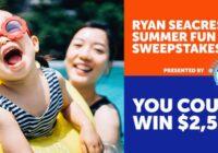 Ryan Seacrest Summer Fun Sweepstakes