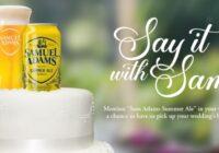 Samuel Adams Summer Wedding 2021 Video Contest